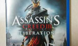 Assassin's Creed 3- liberation and formula 1-2011 or