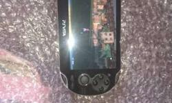 Sony psp vita WI fi only with fifa 13 game charger data