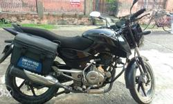 Selling Because Of Transfer bike Run Only 15600 Kms No