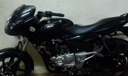 Pulsar 150cc black colour in very neat condition.