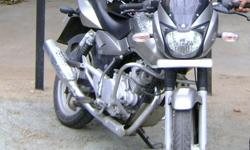 Bajaj Pulsar 150cc Silver color in very good condition
