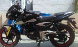 Black colour pulsar 180.2009 model ingood condition.my