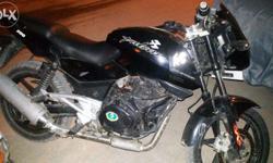 pulser indian motorbike 2007model
