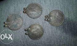 pure silver coin..very old and rear..