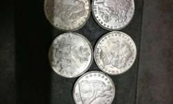 pure silver old coins All British rule