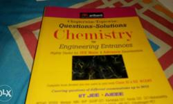 Questions solutions chemistry book. IIT JEE Main