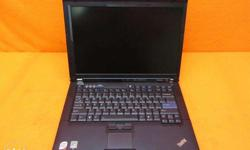R61 LAptop Very Good condition Core2duo 2gb/160gb