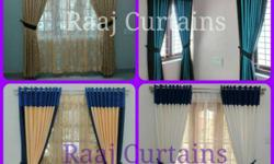 Raaj Marketing curtain ,curtain rods