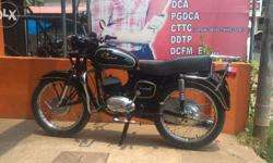 full work done Rajdoot bike for sale at attractive