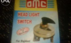 bobby rajdoot old model ignition switch key avail .old