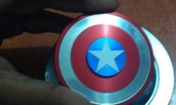 Captain America Shield Hand Spinner i sell just new