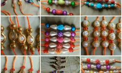 rakhis pick any one 15/- if interest ppls ping me