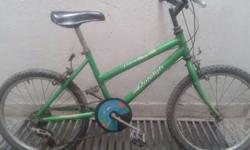 A very good cycle.In a very good condition.Has been