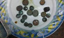 Rare ancient Indian coins