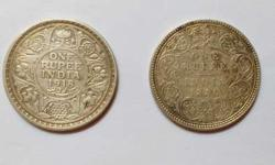 Rare British Indian Silver coin for sale