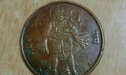 Rare coin of East India Company with all magnetic