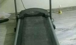 Rarely used Treadmill for sale 5 yr old in good