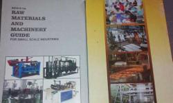 Raw Materials And Machinery Guide Books
