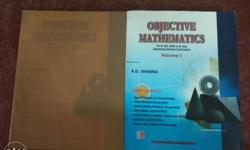Rd Sharma objective for jee main and advanced