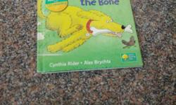 Read At Home Floppy And The Bone Book