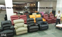 Recliners from Factory-Best Quality Manual and