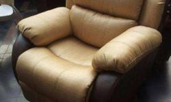 Recliners in Fabric, Manual push back recliners