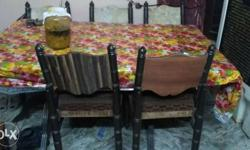 Rectangular Table With Chairs