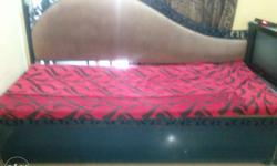 Red And Black Bed Mattress