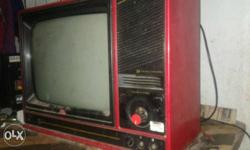 Red And Black Classic Television