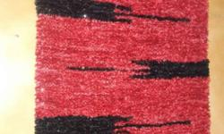 Red And Black door mats 50 pieces and above 10%