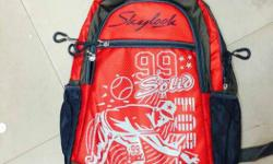 Red And Black Skylook Backpack