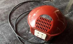 Red Electronic Device
