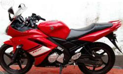red R15 1st version for sale 35000+ kms done 2011model