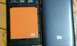 Its an redmi 1s With good condition but touch not