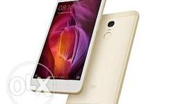 redmi note 4 4gb 64gb very good condition