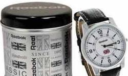 Reebok Wrist Watch With Box And Warranty Market price