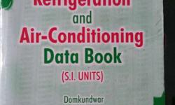Refrigeration And Air Conditioning Data Book