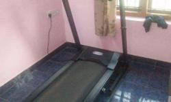 Excellent, well maintained, single used tread mill from