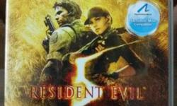 Resident evil 5 ( Gold Edition ) ps3