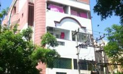 Residential 3 bhk flat for rent at besant nagar near