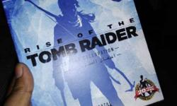 Rise of the Tomb Raider - PS4 Disc Special Collectors