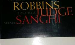 Robbins Judge Sanghi Book