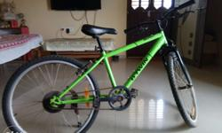 Rock rider a brand new cycle and it is barely used. Get
