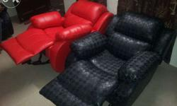 Rocking and full revolving Brand New Recliner Sofa,