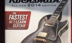 Learn guitar in 14 days with this game. Requires PS3