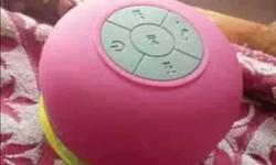Round Pink Portable Speaker House hold things for sale