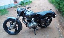 Full work finished royal enfield 1980 model