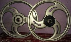 Royal Enfield Alloy wheels front disc for electra