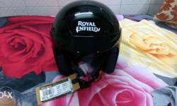 I want to Sell my Brand NEW Royal Enfield Helmet. Its