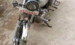Well maintain fully new condition bike with accessories